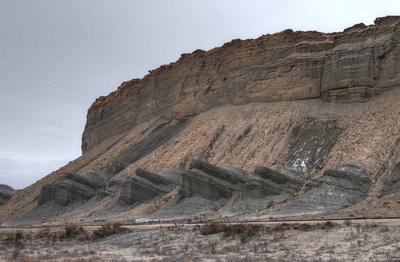 Patterns of rock