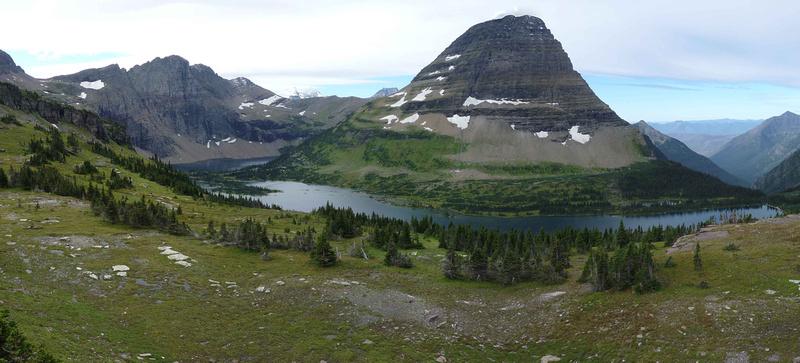 Hidden Lake at Logan Pass