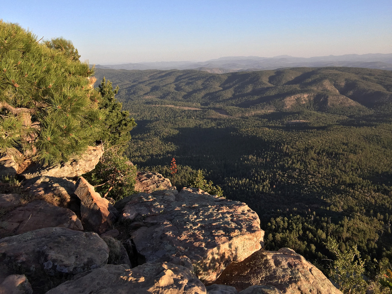 The View from Promontory Butte