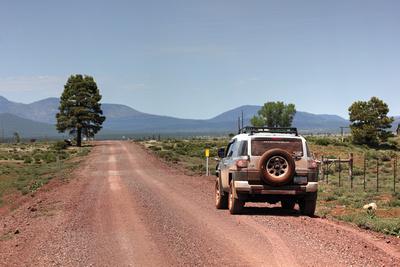 Along Garland Prairie Road