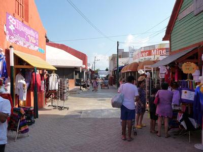 The Market at Isle Mujeres