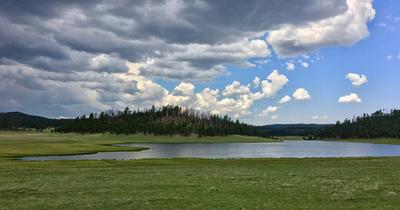 Lake Sierra Blanca